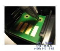 Чип пурпурного картриджа Xerox Phaser 7500N