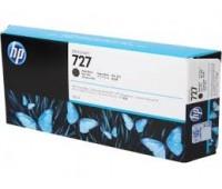Картридж матовый черный C1Q12A / HP 727 повышенной емкости для HP DesignJet T920 / T930 / T1500 / T1530 / T2500 / T2530 (300МЛ.) оригинальный