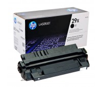 Картридж c4129x повышенного объема HP LaserJet 5000 / 5100 оригинальный