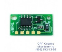 Чип тонер-картриджа Minolta bizhub C300/C352  (ЧЕРНЫЙ)