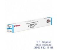 Картридж голубой C-EXV29 для Canon IR Advance-C5030 / C5035 / C5235 / C5240 оригинальный