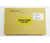 Девелопер желтый Xerox WorkCentre 7132 / 7232 / 7242 оригинальный