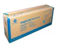 Блок проявки A0DE07H голубой для Konica Minolta MagiColor 8650DN оригинальный
